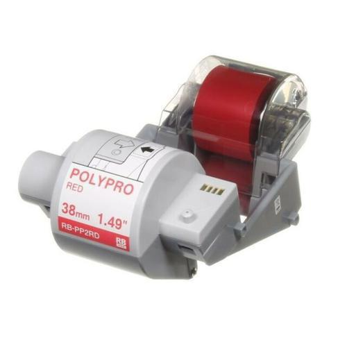 Brother Red Fabric Ink Ribbon  RBFA2RD