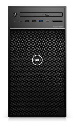 Dell Precision T3640 Workstation Xeon W1270P 16GB 512GB SSD Windows 10 Pro