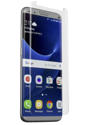 Invisible Shield Glass Contour Clear Screen Protector for Samsung Galaxy S8 Plus