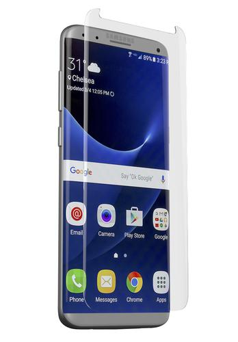 Invisible Shield Glass Contour Clear Screen Protector for Samsung Galaxy S8