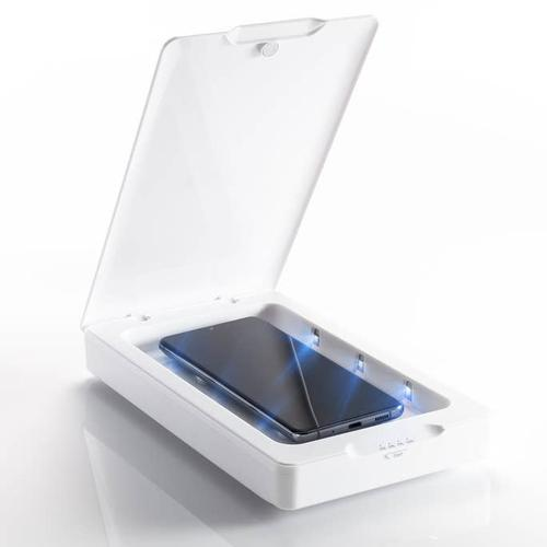 Invisible Shield UV Phone Sanitiser White