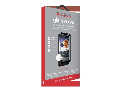 Invisible Shield Glass Curve Screen Protector for Sony Xperia XZ3