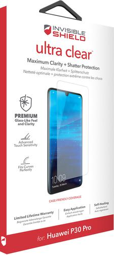 Invisible Shield Ultra Clear Screen Protector for Huawei P30 Pro