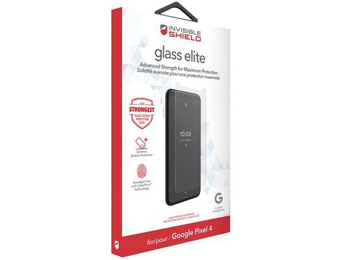 Invisible Shield Glass Elite Screen Protector for Google Pixel 4