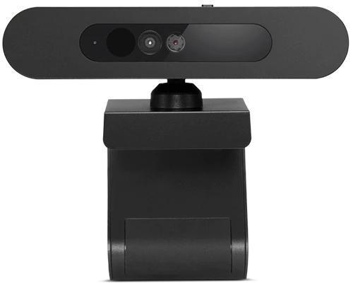 Lenovo 500 Full HD Webcam USB C Black