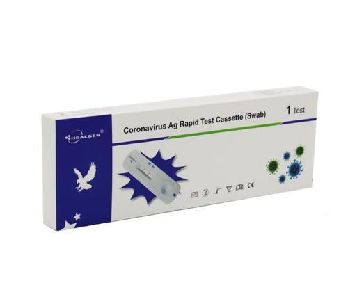 Healgen Covid-19 Rapid Antigen Test Kit Single
