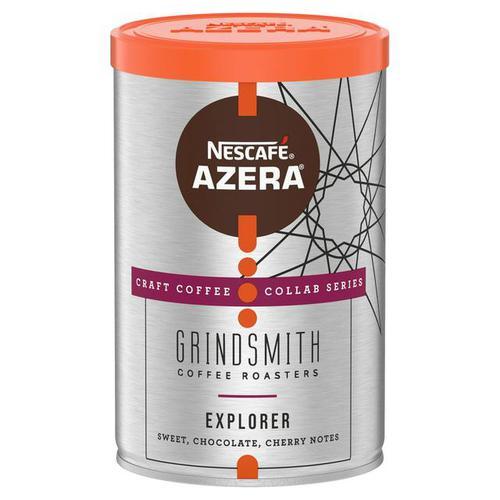 Nescafe Azera Craft Grindsmith Instant Coffee 80g (Single Tin) 12462108