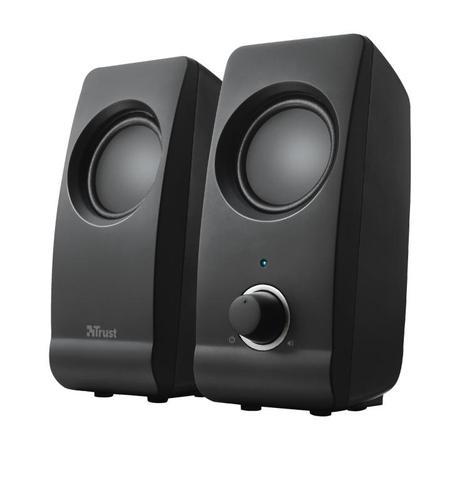 Trust Remo 2.0 Channel Speaker Set USB Powered Advanced Technology for Rich and Powerful Sound 16W