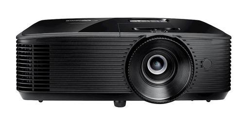 Optoma HD145X DLP 1080p 3400 ANSI Lumens 1920x1080 Resolution 3D Projector Black 1xHDMI 1x3.5mm 1x USB A