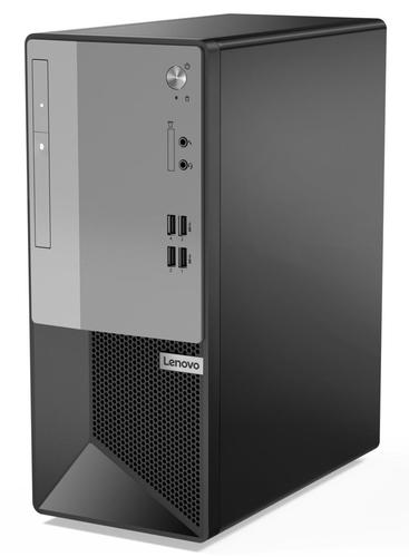 Lenovo V50t Tower 10th gen Intel Core i7 10700 8GB RAM 512GB SSD Windows 10 Pro PC Black Grey