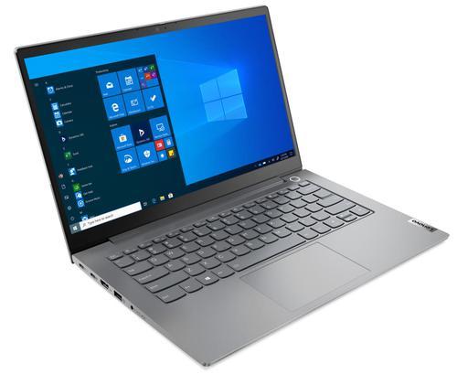 Lenovo ThinkBook 14 Inch Notebook 11th Gen Intel Core i5 1135G7 8GB RAM 256GB SSD WiFi 6 802.11ax Windows 10 Pro Grey