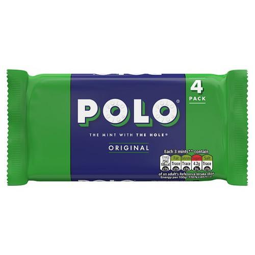 Polo Tube Multipack 34g (Pack 4) 12276692