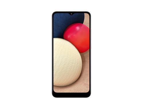 Samsung Galaxy A02s Octa Core 1.8GHz 4G USB C 3GB 32GB 5000 mAh Battery White Mobile Phone