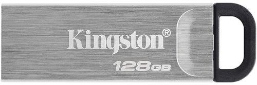 Kingston Technology 128GB Kyson USB3.2 Gen 1 Metal Capless Design Flash Drive