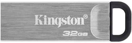 Kingston Technology 32GB Kyson USB3.2 Gen 1 Metal Capless Design Flash Drive