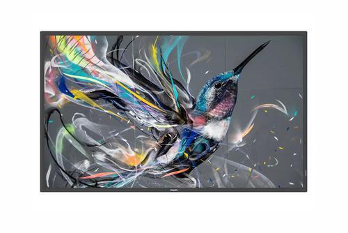 Philips 55BDL3550Q 55 Inch Android 8.0 3840 x 2160 Resolution 4K Ultra HD 2xHDMI 2xUSB VGA DVI LED Display