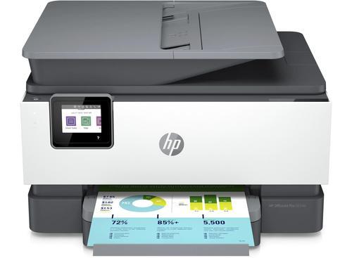 HP Officejet Pro 9014e Wireless Inkjet Colour Multifunction Printer Print Copy Scan Fax