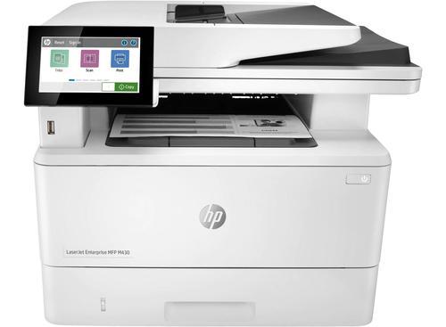 HP LaserJet Enterprise M430f A4 Mono Multifunction Laser Printer Print Scan Copy Fax