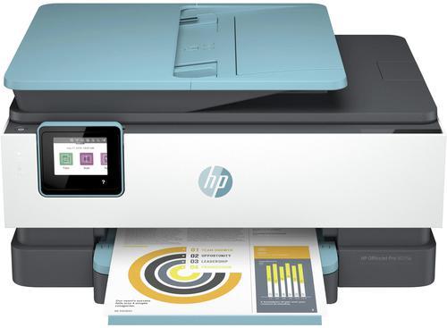 HP Officejet Pro 8025e Wireless Inkjet Colour Multifunction Printer Print Scan Copy Fax