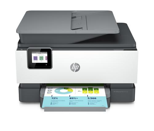 HP Officejet Pro 9010e Wireless Inkjet Colour Multifunction Printer Print Scan Copy Fax