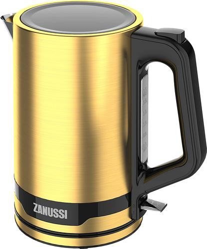 Zanussi ZEK1240YL Electric Cordless Kettle Yellow