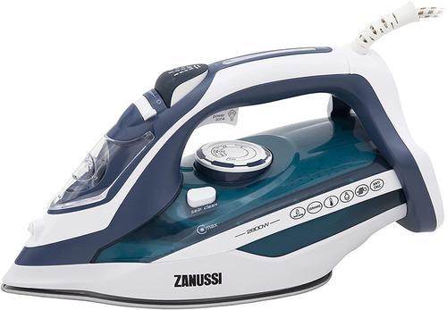 Zanussi ZSI9270BL Blue 2800W Steam Iron Ceramic soleplate 2800W