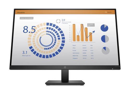 HP P27q G4 27in WQHD LED LCD Monitor