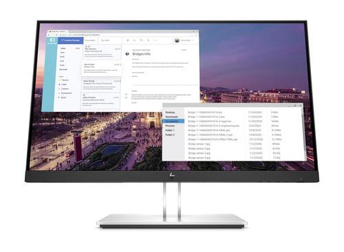 HP E23 G4 23in Full HD LED LCD Monitor