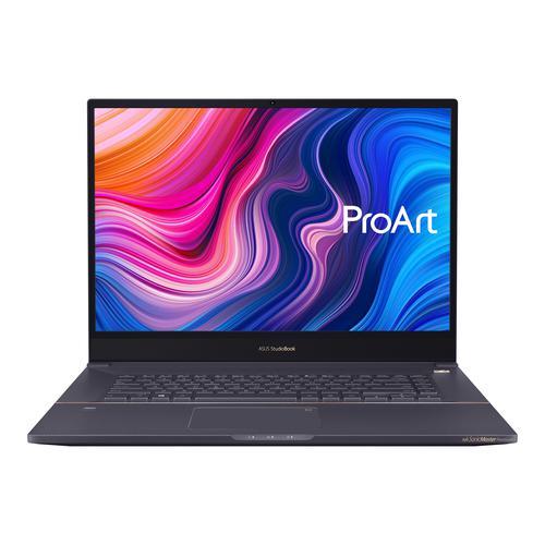 ASUS ProArt StudioBook Pro 17 W700G1T AV050R 17 Inch 9th gen Intel Core i7 9750H 16GB 512GB SSD NVIDIA Quadro T1000 WiFi6 802.11ax Windows 10 Pro Grey