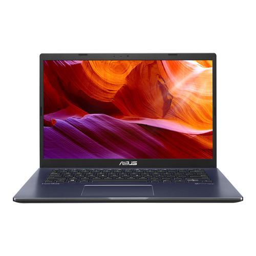 ASUS P1411CJA EK459R 14 Inch Notebook 10th gen Intel Core i5 1035G1 4GB 512GB SSD WiFi 5 802.11ac Windows 10 Home Grey