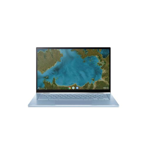 ASUS Flip C433TA AJ0046 14 Inch Touchscreen Intel Core i5 8200Y 8GB RAM 128GB eMMC Convertible Chromebook Google Chrome OS