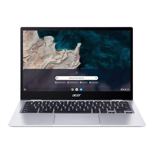 Acer Chromebook Spin 513 R841T 13.3 Inch Notebook Snapdragon 7c Kryo 468 4GB RAM 64GB SSD eMMC UK Google Chrome OS