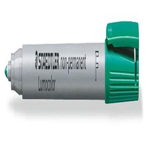Staedtler Lumocolor OHP Pen Non-Permanent Fine 0.6mm Green (Pack 10) 316-5