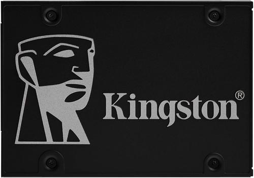 Kingston Technology KC600 1024GB Serial ATA III 3D TLC 2.5 Inch 6Gbs Internal Solid State Drive