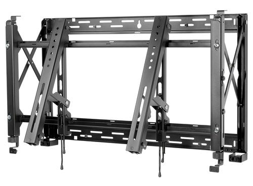 Peerless SmartMount Full Service Landscape Video Wall Mount for 40 Inch to 65 Inch Displays 200 x 200mm 56.8kg Maximum Weight Capacity