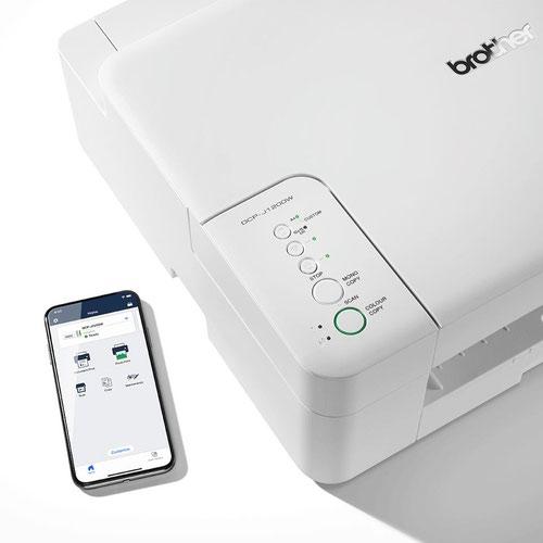 Brother DCP-J1200W Wireless All-in-One Colour Inkjet Printer DCPJ1200WZU1 Inkjet Printer BA80925