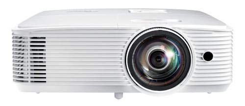 Optoma H117ST DLP 3D WXGA 1280 x 800 Resolution 3800 ANSI Lumens Standard Throw Data Projector White
