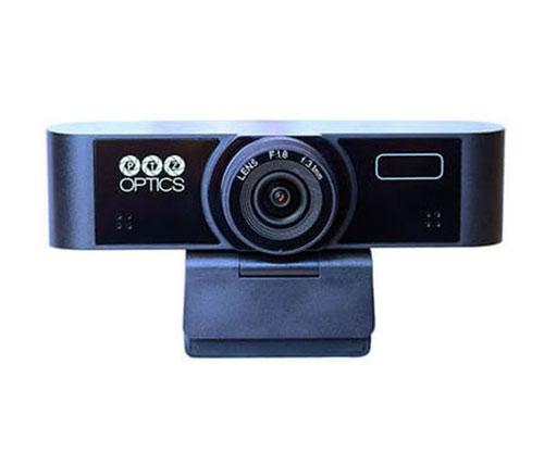HuddleCam 1080p USB Webcam 80 HFOV 1920x1080 30fps Dual Microphones USB 2.0 Black