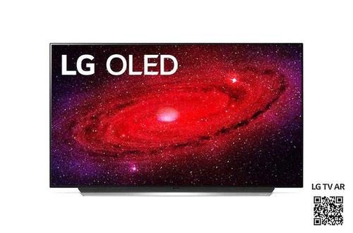 LG OLED48CX5LC 48 Inch 3840 x 2160 4K Ultra HD Resolution 4x HDMI 3x USB RF In WiFi Bluetooth 5.0 Smart TV