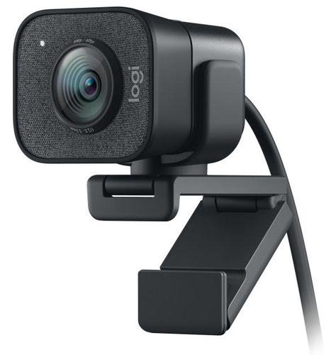 Logitech StreamCam 60fps USB3.2 Gen1 1920 x 1080 Resolution Webcam Graphite