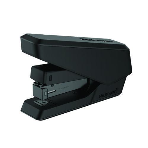 Fellowes LX840 Half Strip Stapler Black 5012901