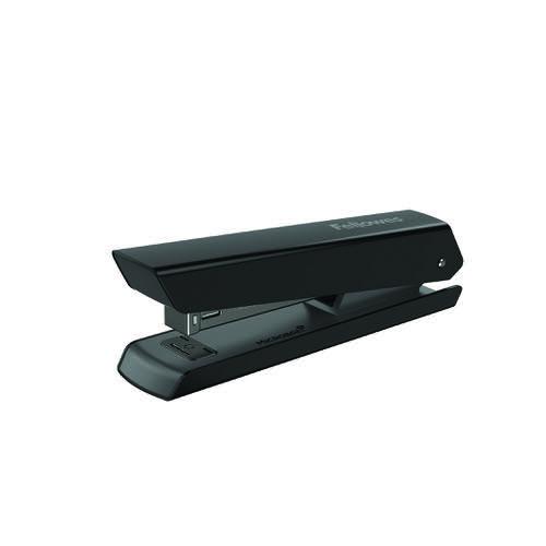 Fellowes LX820 Full Strip Stapler Black 5012801