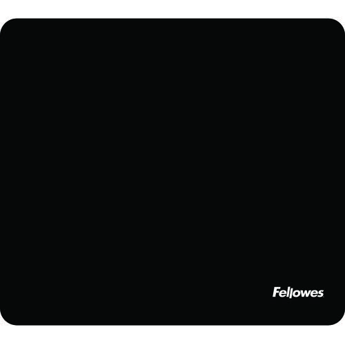 Fellowes Recycled Optical Mousepad Black 5917501