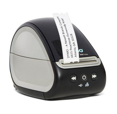 Dymo LabelWriter 550 Turbo Thermal Label Printer 2112727