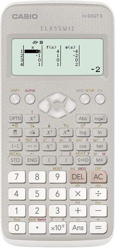 Casio FX-83GTX Scientific Calculator Grey