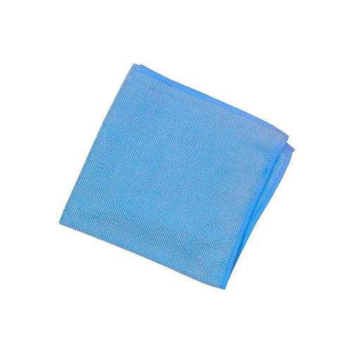 ValueX Microfibre Cloth 38 x 38cm Blue (Pack 10) 0707024