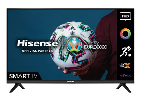 Hisense 32A4GTUK 32 Inch Full HD WIFI Smart TV