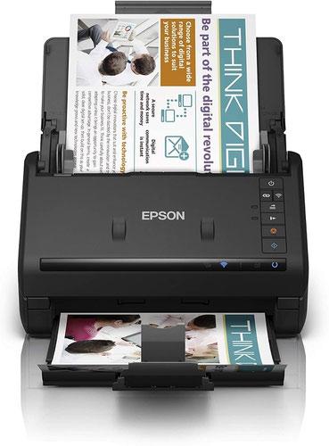 Epson WorkForce ES500W II Scanner