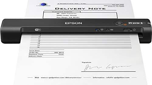 Epson Workforce ES60W Scanner
