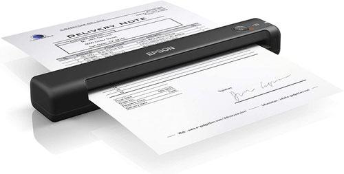 Epson Workforce ES50 Scanner
